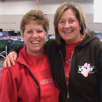 Doreen and Sharon